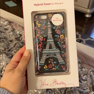 Vera Bradley Eiffel Tower iPhone 6/6s Case
